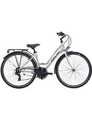 28pulgadas bicicleta de trekking mujer 21velocidades Cinzia Crystal