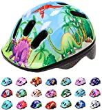 Meteor Casco Bici Ideale per Bambini e Adolescenti Caschi Perfetto per Downhill Enduro Ciclismo MTB Scooter Helmet Ideale per Tutte Le Forme di attività in Bicicletta Helmo MV6-2