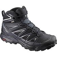 Salomon Erkek X Ultra 3 Mid Gtx Bk Trekking ve Yürüyüş Ayakkabısı 398674