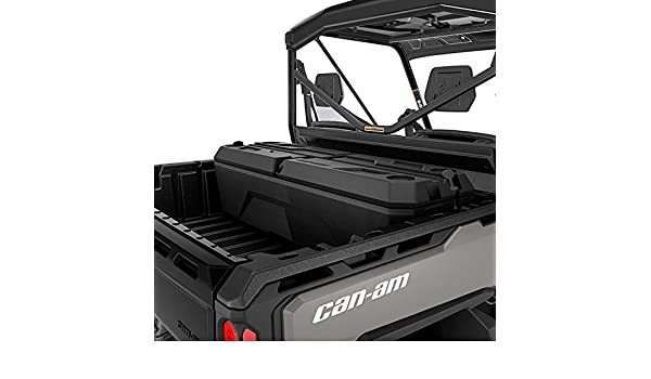 Can-Am New OEM 40 Gal 715003028 Defender MAX Cargo Bed Tool Box Defender