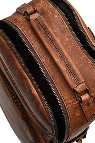 Frye  DB957,  Herren Daypack Cognac