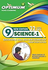 Optimum Educator Educational DVD's Std 9 MH Board Science Part 1-Digital Guide Perfect Gift for School Students – Easy Video Learning