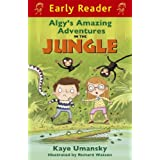 Algy's Amazing Adventures in the Jungle (Early Reader Book 107) (English Edition)