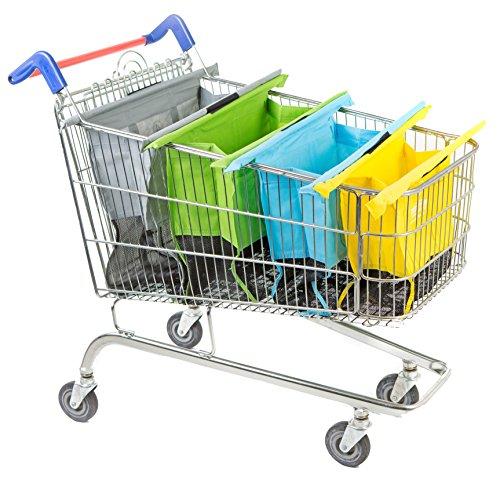Trolley Bags , Carrello Per La Spesa, Vari Colori