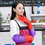 Harivar Mart Cleaning Gloves Kitchen Gloves Thickening Waterproof Dish Washing Gloves Household Gloves