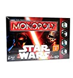 Hasbro - B0324 - Monopoly Star Wars