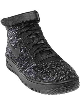 Nike - W AF1 Flyknit - 818018002 - Colore: Nero - Taglia: 40.0
