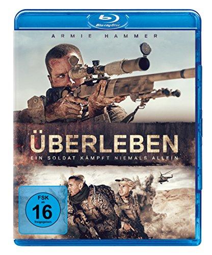 Überleben - Ein Soldat kämpft niemals allein [Blu-ray]