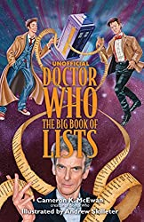 Unofficial Doctor Who: The Big Book of Lists (Dr Who)