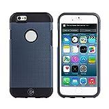 iPhone 6S Schutzhülle, iPhone 6Fällen von Kabel und Fall–Für die iPhone 6und iphone6s [Rutschfest] [Heavy Duty] [die passgenauen] Sorgen iPhone 6(4,7) Armor Schutzhülle Slim, Gunmetal