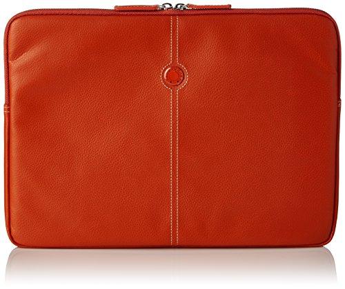 "Façonnable cuciture 33,02 (13"") cm per MacBook, colore: arancione"