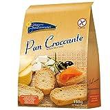 Piaceri Mediterranei Pan Croccante Senza Glutine 150g