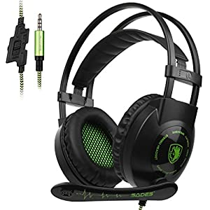 SADES SA801 PC Xbox One ps4 Gaming Headset