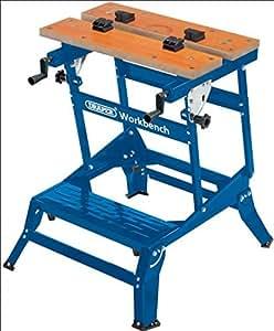 Draper 18569 tavolo da lavoro pieghevole per i lavori pesanti 650 mm 4 vie fai da te - Tavolo da lavoro pieghevole ...