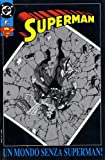 SERIE COMPLETE PLAY N.25 - SUPERMAN VS SEQUENZA 1/25