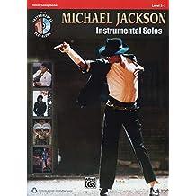 Michael Jackson Instrumental Solos: Tenor Sax