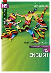 By Christopher Nicol BrightRED Study Guide: National 5 English (BrightRED Study Guides) (1st Edition)