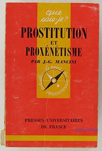 Prostitution et proxntisme