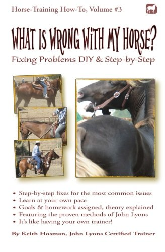 What Is Wrong with My Horse?: Fixing Problems DIY & Step-by-Step (Horse Training How-To)