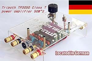 Little Bear Tripath TP2050 CLASSE T stéréo de puissance amplificateur numérique bricolage Verstärker