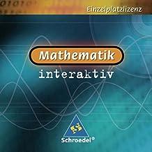 Mathematik interaktiv: Einzelplatzlizenz