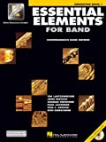 Essential elements for band - book 1 with eei concert band+CD+CD-ROM