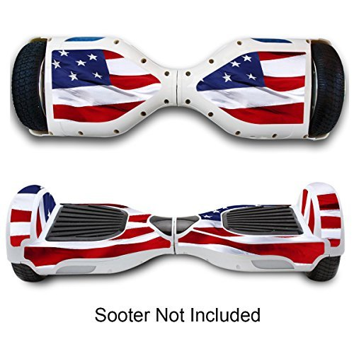 Self Balancing Scooters Skins Hover Electric Protective Boards Stickers Skate...