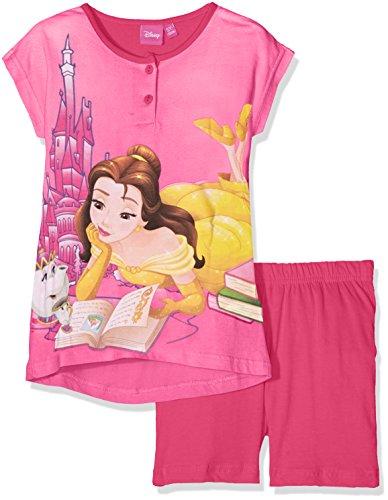 Walt Disney Mädchen Zweiteiliger Schlafanzug 43929AZ, Rosa (Lampone), 122 cm