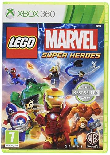 LEGO Marvel Super Heroes Classic (Xbox 360) - [Edizione: Regno Unito]