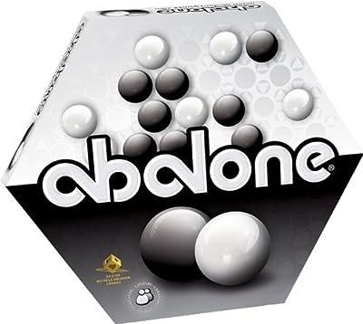 Asmodée - AB01 - Jeu de stratégie - Grand Classique - Abalone