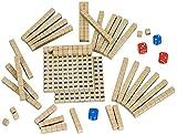 Wissner Mathespiel Hunderterraum -- Handhabung der 10er-Übergänge sowie das Addieren und Subtrahieren im Zahlenraum 1-