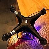 Cewaal Drone per principianti Fpv Training Quadcopter con videocamera HD equipaggiata con motore Brush, modalità Headless One Key Return Easy Operation
