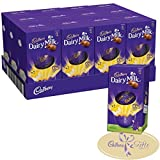 Cadbury Dairy Milk Small Easter Egg 72g (pack of 12)