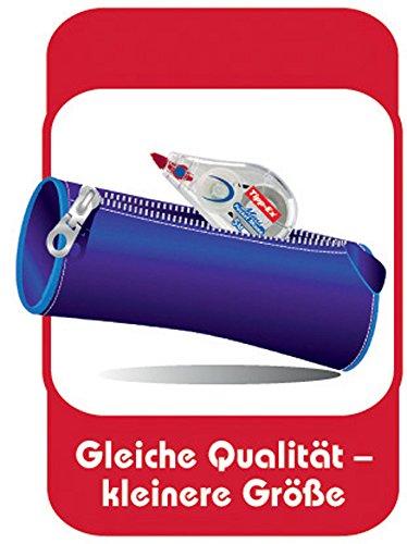 Tipp-Ex Mini Pocket Mouse Korrekturroller – Korrekturband 6 m x 5 mm – Blister à 2 Stück, weiß - 9