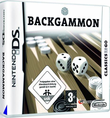 Backgammon [Importación alemana]