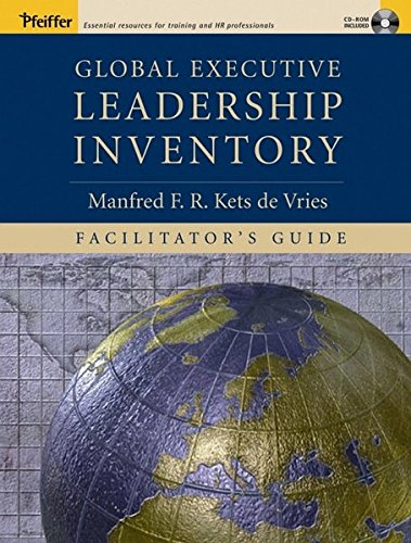 Global Executive Leadership Inventory, Participant Workbook [With Participant Workbook]: Facilitator's Guide (J-B US Non-Franchise Leadership)