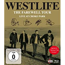 Westlife: The Farewell Tour - Live at Croke Park Blu-ray