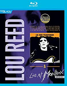 Transformer (Classic Albums) + Live At Montreux 2000 [Blu-ray] [2014]