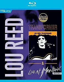 Transformer + Montreux [Reino Unido] [Blu-ray] by Lou Reed (B00H4B7TFW) | Amazon price tracker / tracking, Amazon price history charts, Amazon price watches, Amazon price drop alerts