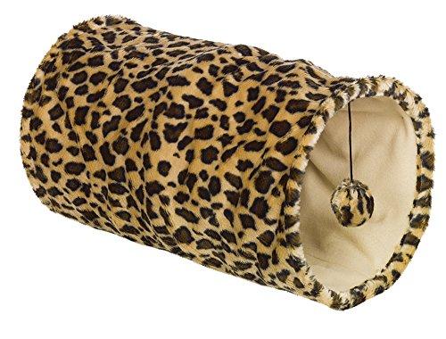 Nobby Plüschtunnel leopard Ø 25 x 50 cm