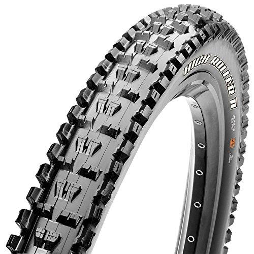 Maxxis Fahrrad Reifen HighRoller II 3C MaxxTerra EXO//alle Größen, Ausführung:schwarz, Faltreifen, Dimension:61-559 (26×2,40´´)
