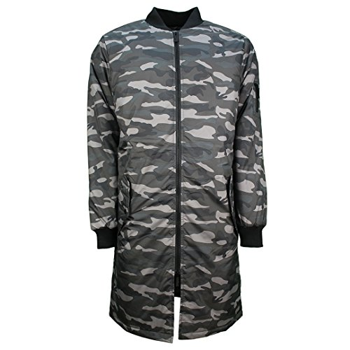 SoulStar -  Giacca - Parka - Uomo camouflage XX-Large