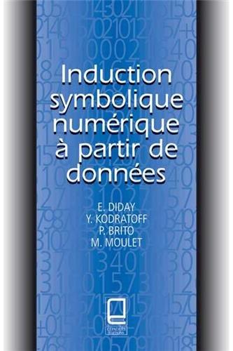 Induction symbolique numérique à partir de données