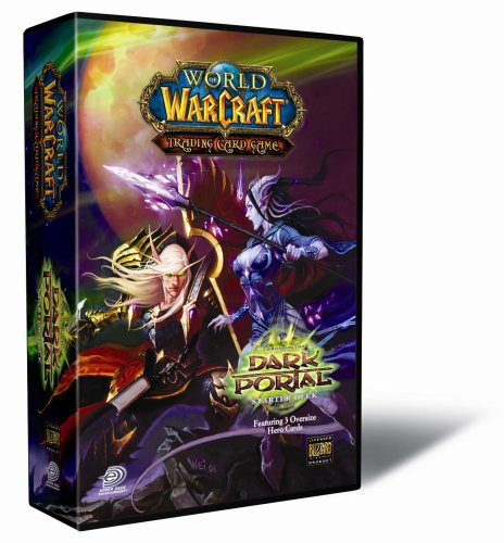 World of Warcraft 47264 - Dunkle Portal Starter Deck Tcg Spieler