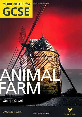 Animal Farm: York Notes for GCSE (Grades A*-G)