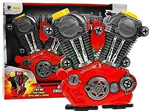 Construisez votre propre moteur jouet de m canicien for Construisez votre propre plan
