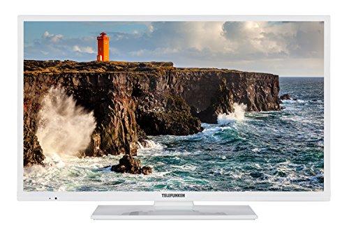 Telefunken XH32D101-W 81 cm (32 Zoll) Fernseher (HD Ready, Triple Tuner)Weiß
