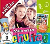 Mein Erster Schultag (Ein Sing- & Hörspiel für Kinder ab 6 Jahren) [2 CDs + Bonus DVD / Audiobook]