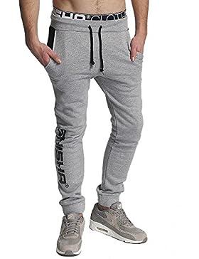 Shisha Hombres Pantalones / Pantalón deportivo Loosig