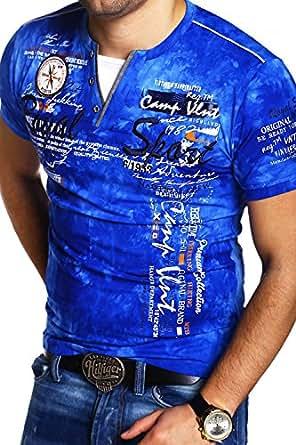 MT Styles 2in1 T-Shirt P-CAROY R-2878 [Blau, M]